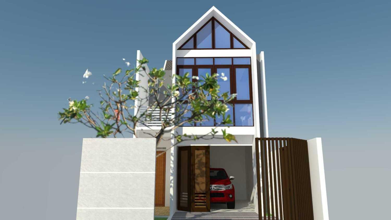Cv. Infinity Build, Design, Property Scandinavian House Bandung, Kota Bandung, Jawa Barat, Indonesia Bandung, Kota Bandung, Jawa Barat, Indonesia Front View Rendering Skandinavia 46843