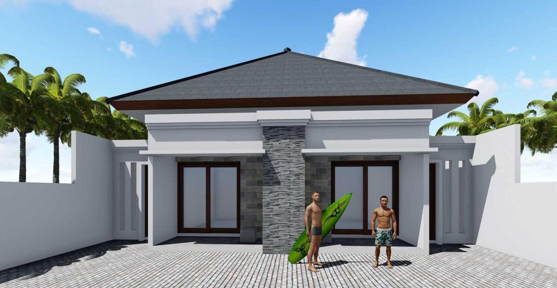 Mannor Architect Homestay Gorontalo Gorontalo, Kota Gorontalo, Gorontalo, Indonesia Gorontalo, Kota Gorontalo, Gorontalo, Indonesia Front View Rendering Tropical 40732