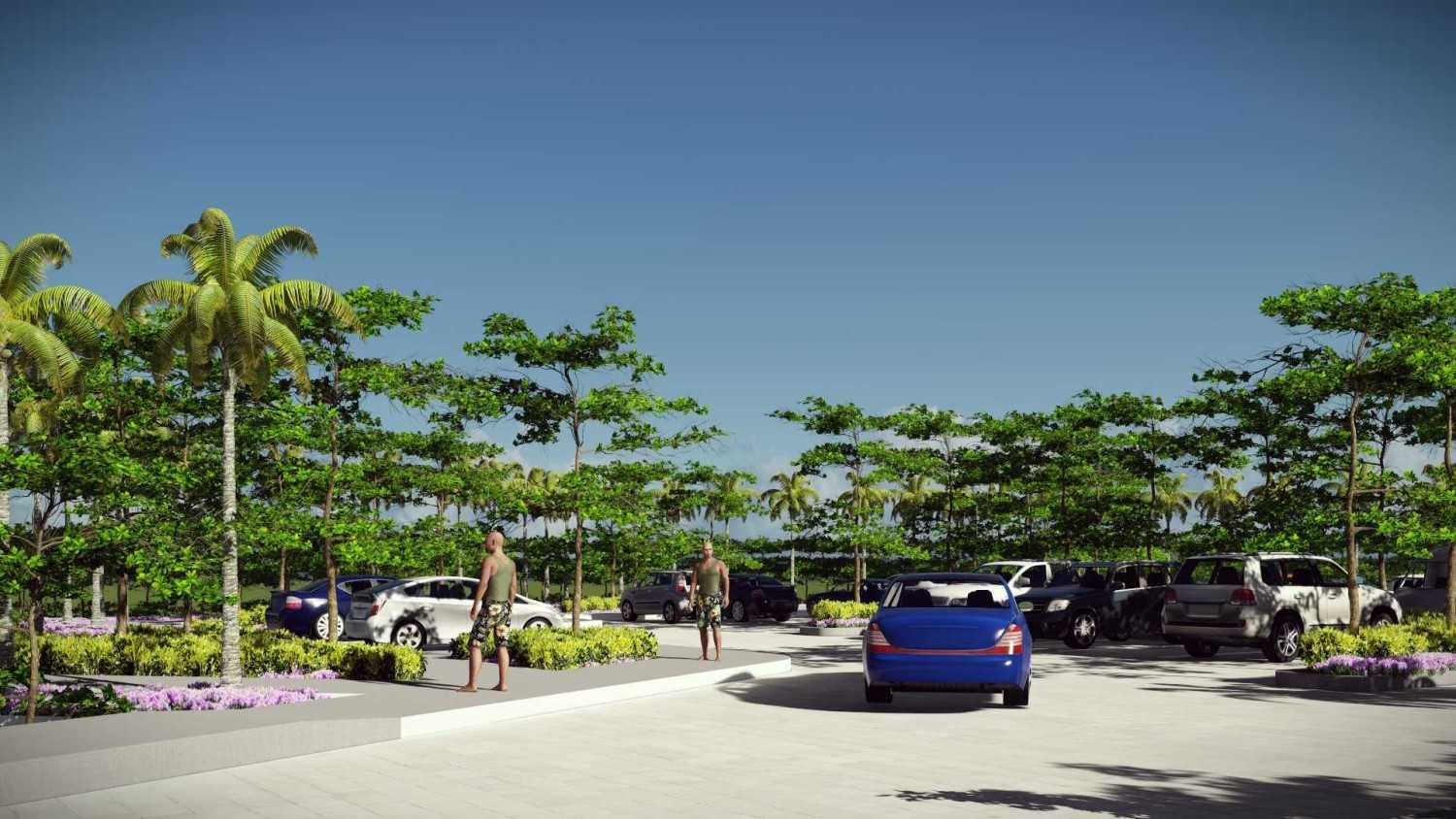 Mannor Architect Maelang Parking Area Gorontalo, Indonesia Gorontalo, Indonesia Maelang Rest Area  40748