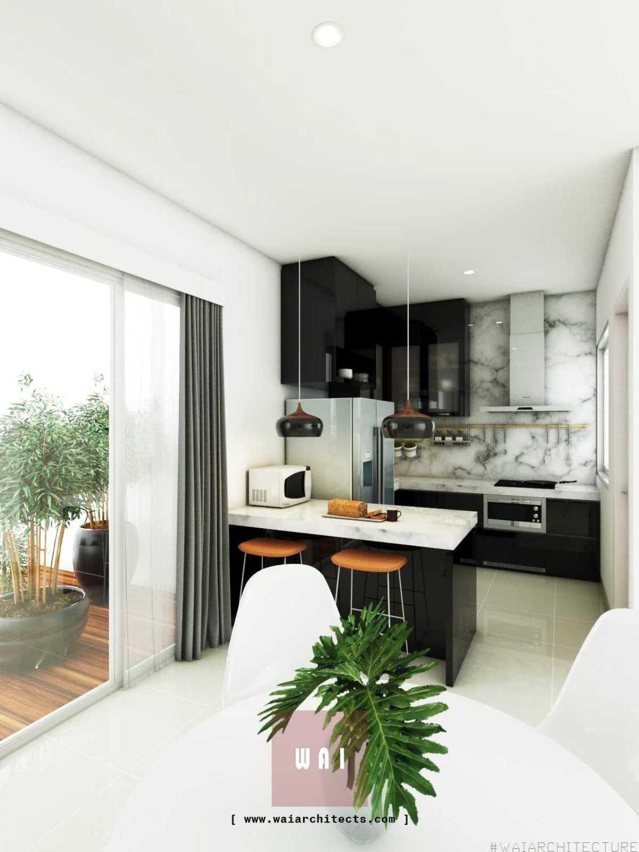 Wai Architect Citrus Garden Bekasi Tim., Kota Bks, Jawa Barat, Indonesia Bekasi Tim., Kota Bks, Jawa Barat, Indonesia Kitchen Room Contemporary 39967