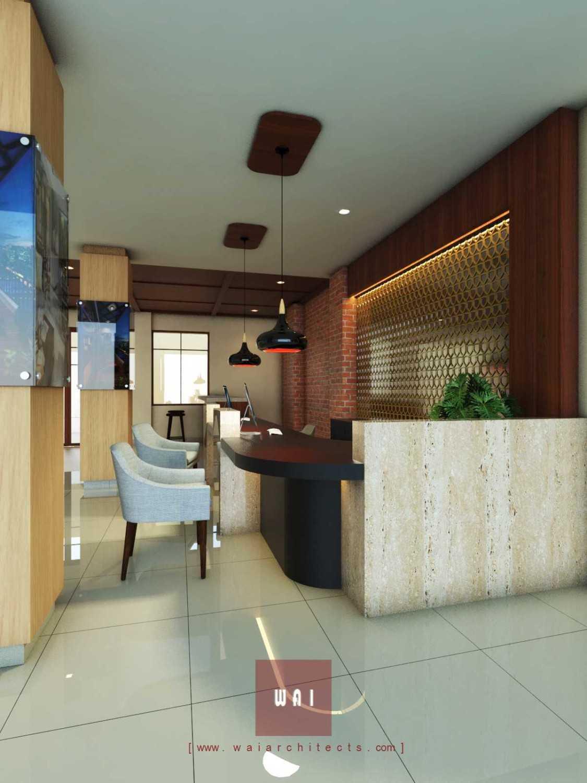 Wai Architect Kingland Avenue Head Office Lobby Serpong, Kota Tangerang Selatan, Banten, Indonesia Serpong, Kota Tangerang Selatan, Banten, Indonesia Lobby View  40782
