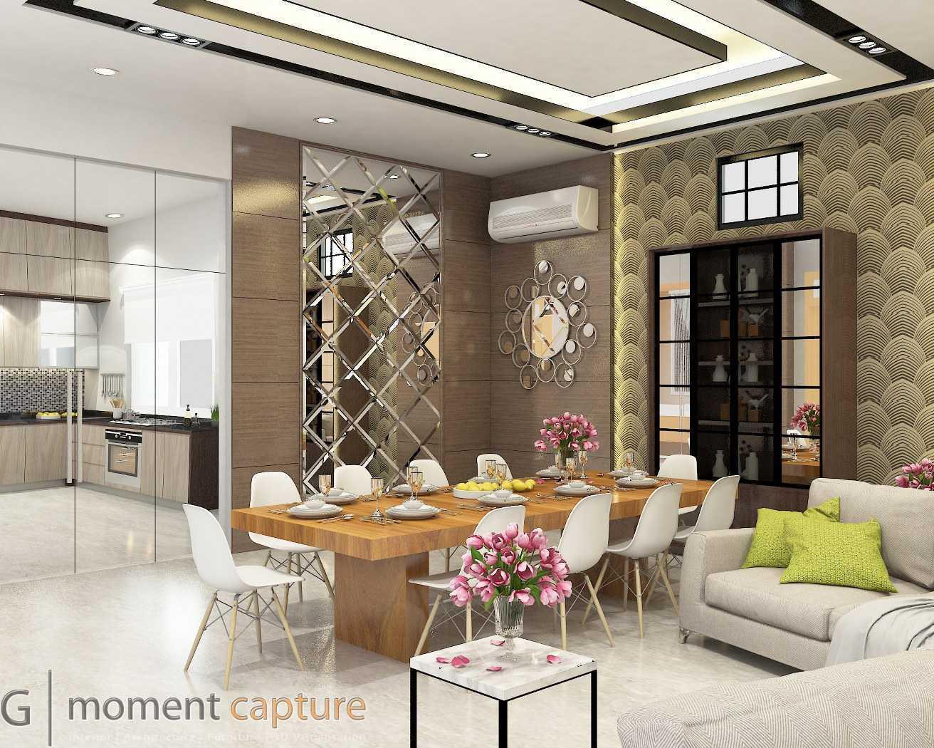 G | Momentcapture Private Residence 1 Daerah Khusus Ibukota Jakarta, Indonesia Daerah Khusus Ibukota Jakarta, Indonesia Ruang Makan Modern 40688