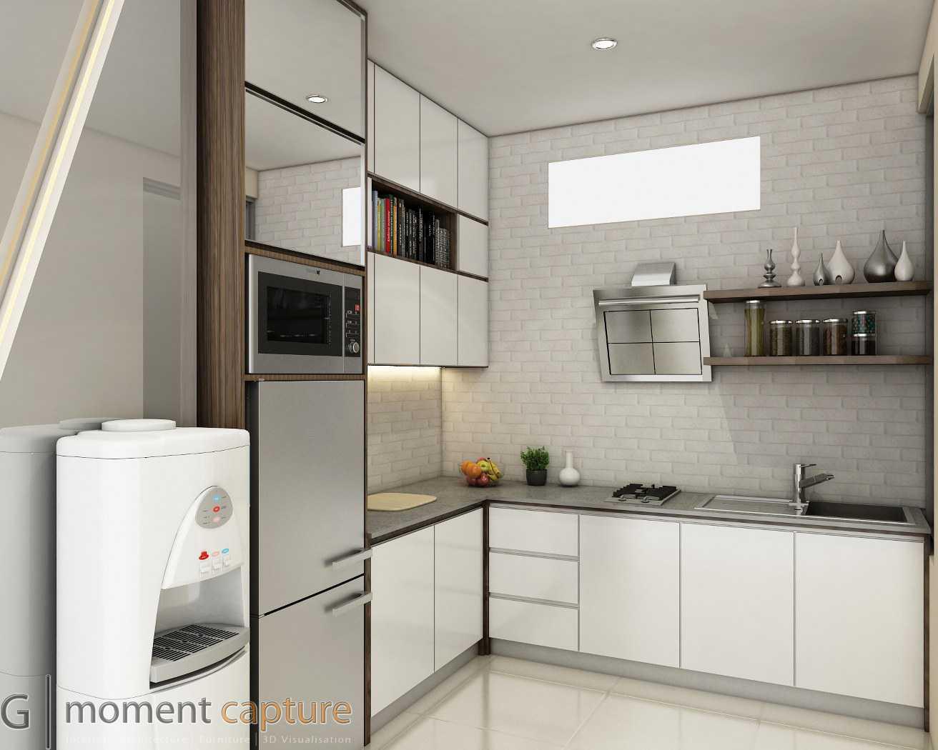 G | Momentcapture Private Residence 2 Daerah Khusus Ibukota Jakarta, Indonesia Daerah Khusus Ibukota Jakarta, Indonesia Kitchen Room Modern 40690