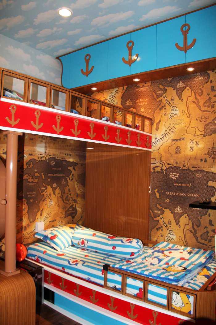 G | Momentcapture Private Residence 3 Daerah Khusus Ibukota Jakarta, Indonesia Daerah Khusus Ibukota Jakarta, Indonesia Kids Bedroom  40696