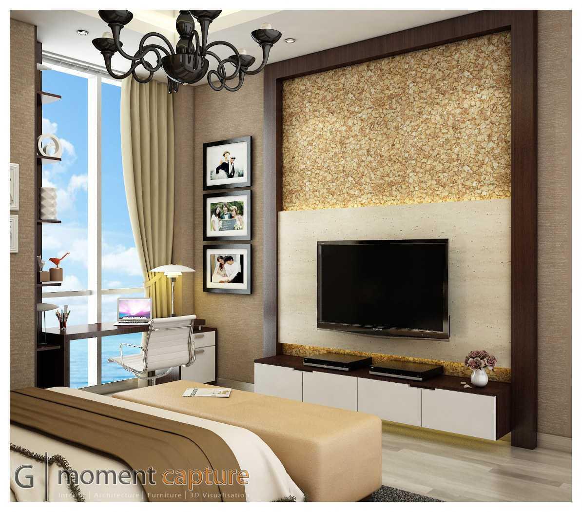 G | Momentcapture Private Apartment Jakarta, Daerah Khusus Ibukota Jakarta, Indonesia Jakarta, Daerah Khusus Ibukota Jakarta, Indonesia Master Bedroom Modern 40772