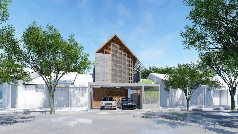 Adefa Studio Md House Bogor, Jawa Barat, Indonesia Bogor, Jawa Barat, Indonesia Facade View  50630