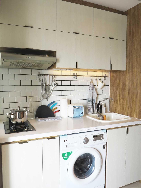 We+W Design Sudpark Apartment Jakarta, Daerah Khusus Ibukota Jakarta, Indonesia  Sudpark Apartment - Kitchen  41274