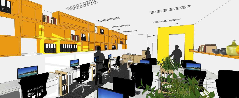 We+W Design 9Comm Office Jakarta Selatan, Kota Jakarta Selatan, Daerah Khusus Ibukota Jakarta, Indonesia Jl. Mampang Prpt. Raya, Rt.6/rw.6, Mampang Prpt., Kota Jakarta Selatan, Daerah Khusus Ibukota Jakarta 12790, Indonesia 9Comm Office - Working Area  41472