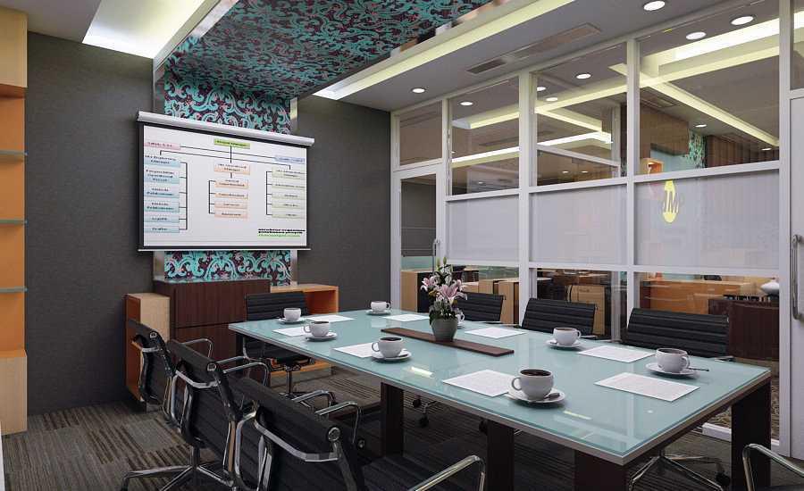 Dpp Studio Interior Office Samarinda, Kota Samarinda, Kalimantan Timur, Indonesia Samarinda, Kota Samarinda, Kalimantan Timur, Indonesia Interior Office - Meeting Room  41687