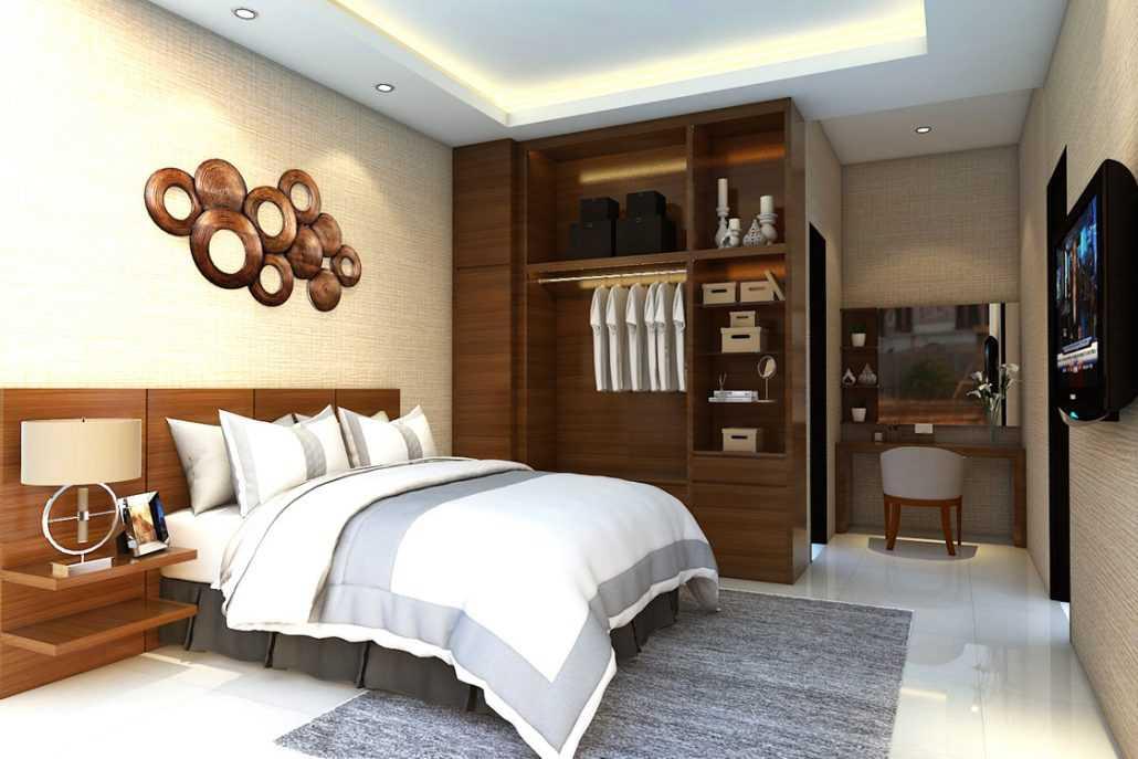 Vh Interior Colombus Cluster Cibubur, Ciracas, Kota Jakarta Timur, Daerah Khusus Ibukota Jakarta, Indonesia  Bedroom Modern 42217