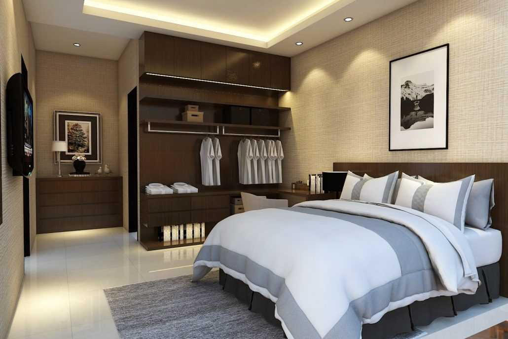 Vh Interior Colombus Cluster Cibubur, Ciracas, Kota Jakarta Timur, Daerah Khusus Ibukota Jakarta, Indonesia  Bedroom Kontemporer 42218