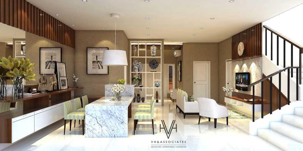 Jasa Design and Build VH Interior di Tangerang Selatan