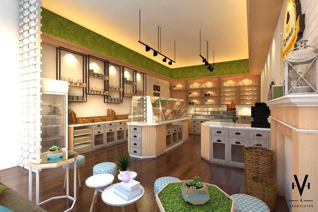 Vh Interior Ronna's Bakery Shop Serpong, Kota Tangerang Selatan, Banten, Indonesia Serpong, Kota Tangerang Selatan, Banten, Indonesia Interior View Minimalis 42269