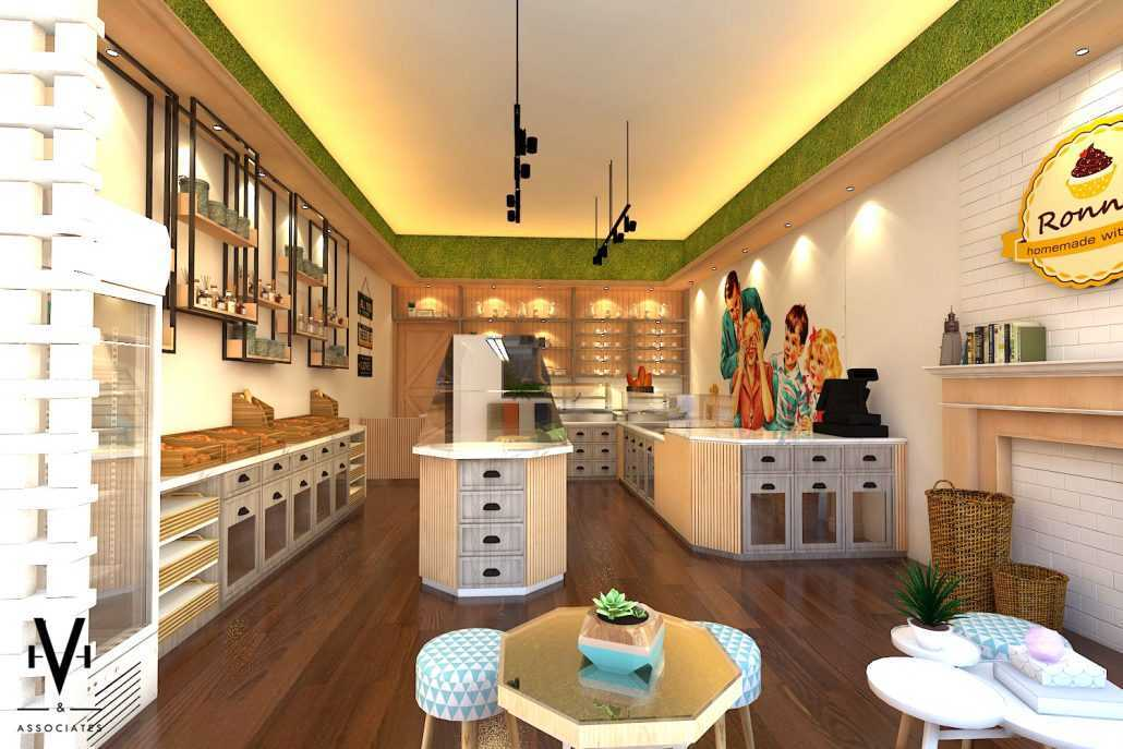 Vh Interior Ronna's Bakery Shop Serpong, Kota Tangerang Selatan, Banten, Indonesia Serpong, Kota Tangerang Selatan, Banten, Indonesia Interior View Scandinavian 42270
