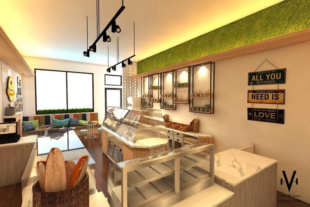 Vh Interior Ronna's Bakery Shop Serpong, Kota Tangerang Selatan, Banten, Indonesia Serpong, Kota Tangerang Selatan, Banten, Indonesia Counter Area Skandinavia 42271