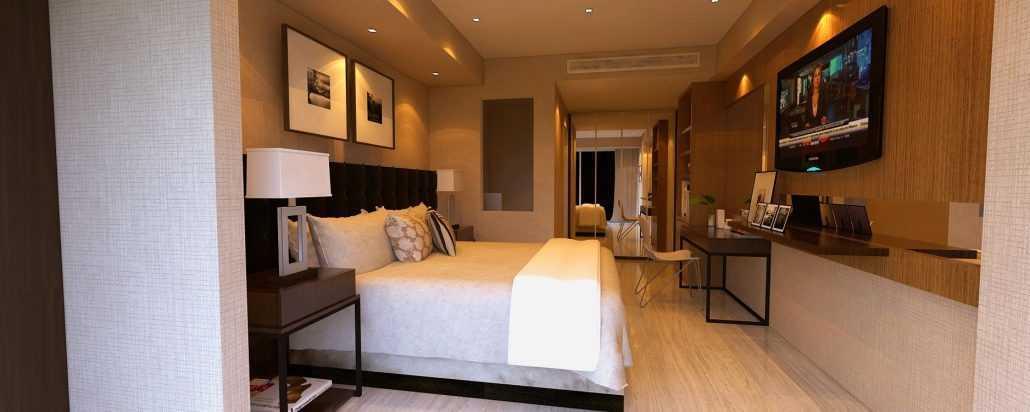 Vh Interior U Residence Karawaci, Kota Tangerang, Banten, Indonesia Karawaci, Kota Tangerang, Banten, Indonesia Bedroom Minimalis 42284