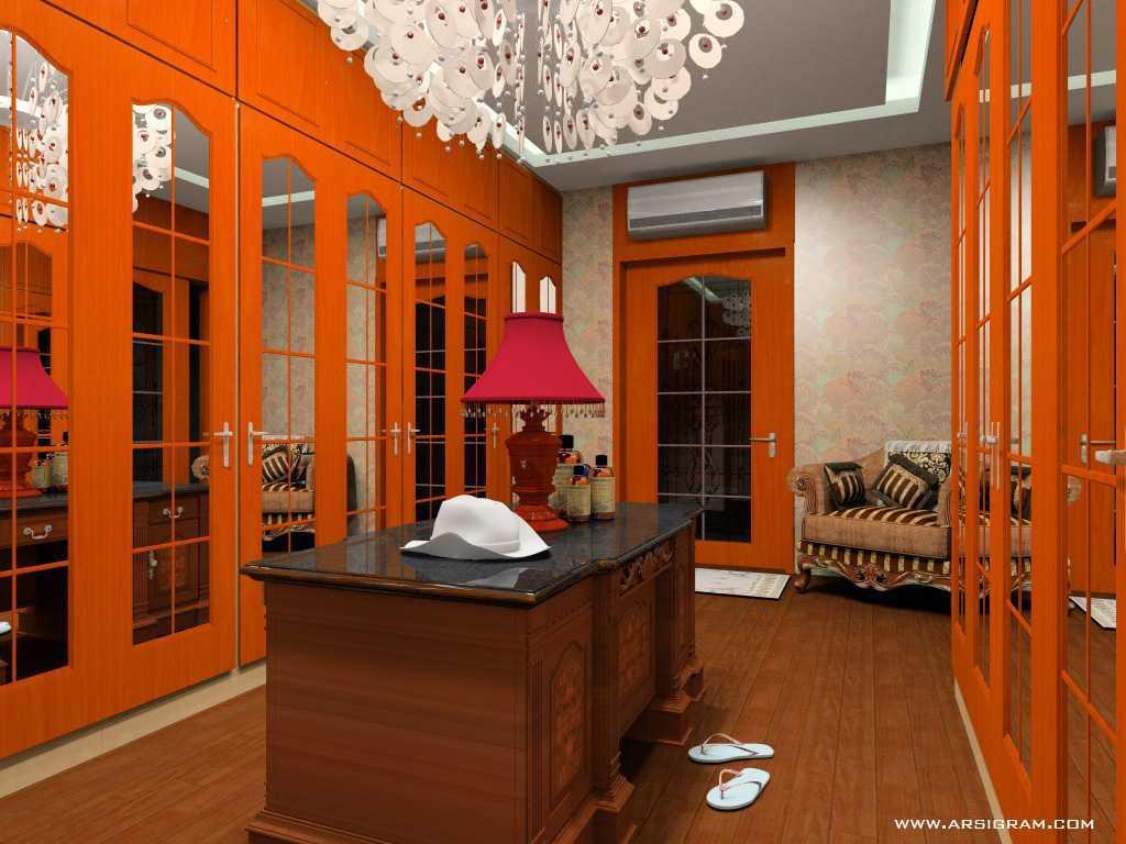 Arsigram Wardrobe House Daerah Khusus Ibukota Jakarta, Indonesia Daerah Khusus Ibukota Jakarta, Indonesia Wardrobe House Classic 42051