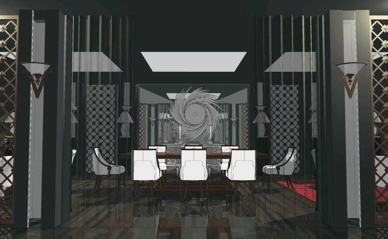 Foto inspirasi ide desain ruang meeting klasik Meeting room oleh Arsigram di Arsitag