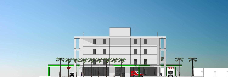 Arsigram Rumah Sakit Bekasi, Tambelang, Bekasi, Jawa Barat, Indonesia Bekasi, Tambelang, Bekasi, Jawa Barat, Indonesia Entrance Modern 43653