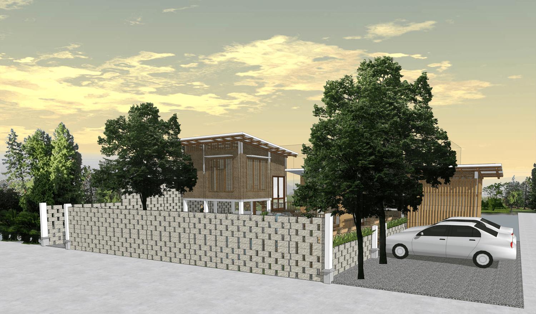 Liika Studio Rumah Senja Samarinda, Kota Samarinda, Kalimantan Timur, Indonesia Samarinda, Kota Samarinda, Kalimantan Timur, Indonesia Rumah Senja - Exterior  44832