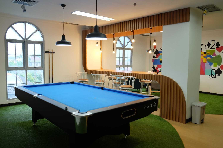 Project KUDO (Kios Untuk Dagang Online) desain arsitek ...