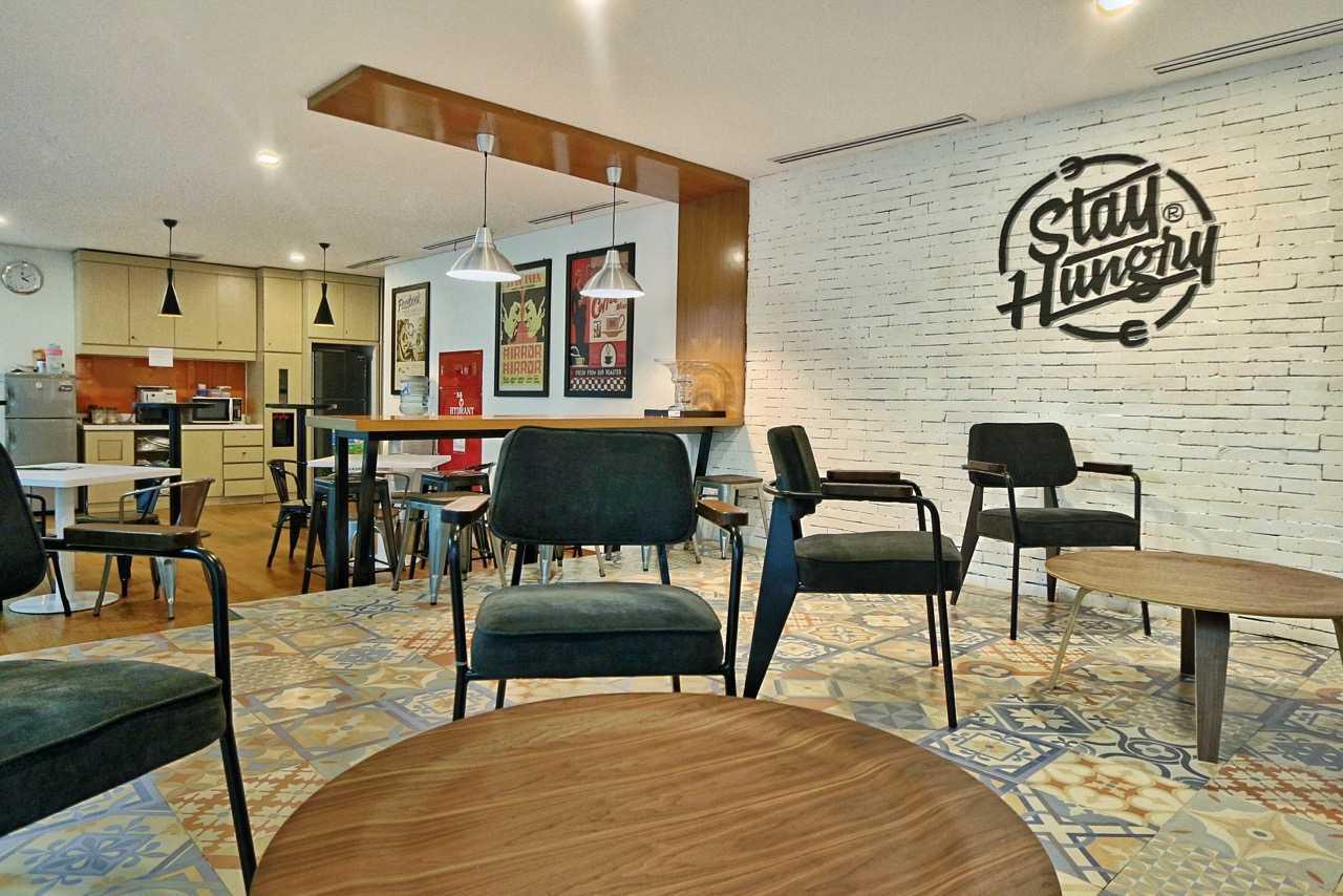 Kotak Design Pwc Interior Jakarta, Daerah Khusus Ibukota Jakarta, Indonesia  Seating Area Industrial 46204