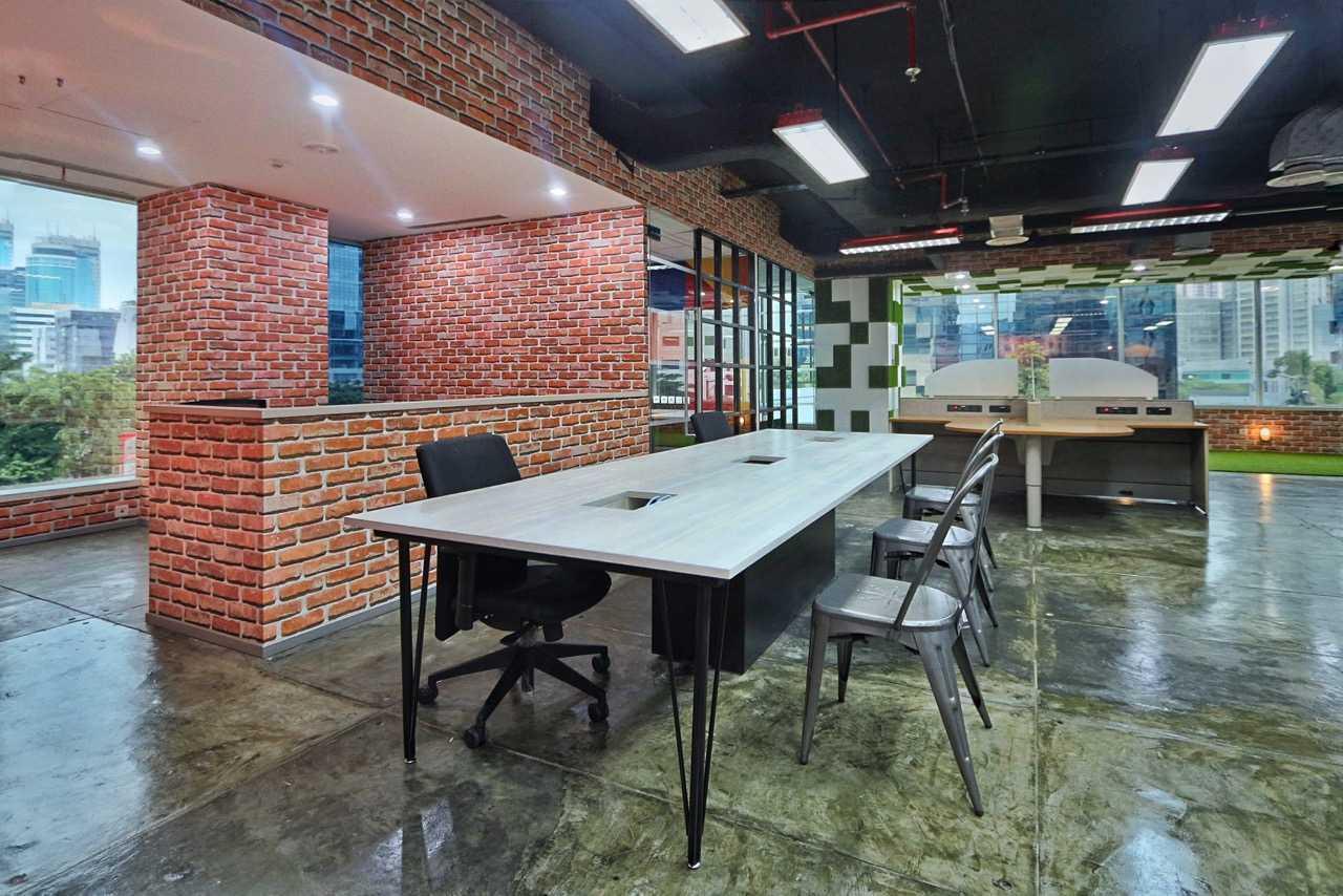 Kotak Design Pwc Interior Jakarta, Daerah Khusus Ibukota Jakarta, Indonesia  Consulting Area Industrial 46208