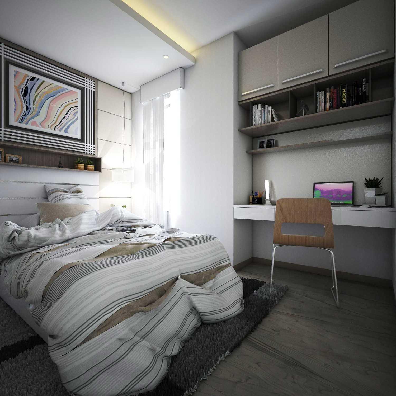 Foto inspirasi ide desain kamar tidur anak minimalis Kids bedroom oleh maxx details interior di Arsitag