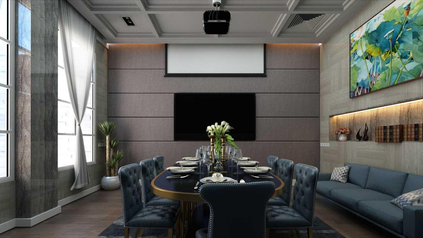 Maxima Interior & Architect Studio Cafe Design Langsa, Langsa Kota, Kota Langsa, Aceh, Indonesia Langsa, Langsa Kota, Kota Langsa, Aceh, Indonesia Cafe Design - Dining Room Vip Kontemporer 42363