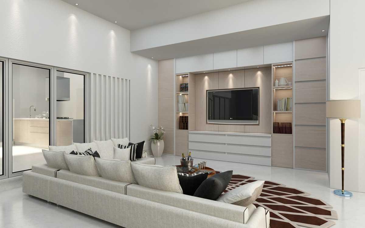 Maxima Interior & Architect Studio Furniture Fitting & Design Medan, Kota Medan, Sumatera Utara, Indonesia Medan, Kota Medan, Sumatera Utara, Indonesia Furniture Fitting & Design - Living Room Minimalist 42414