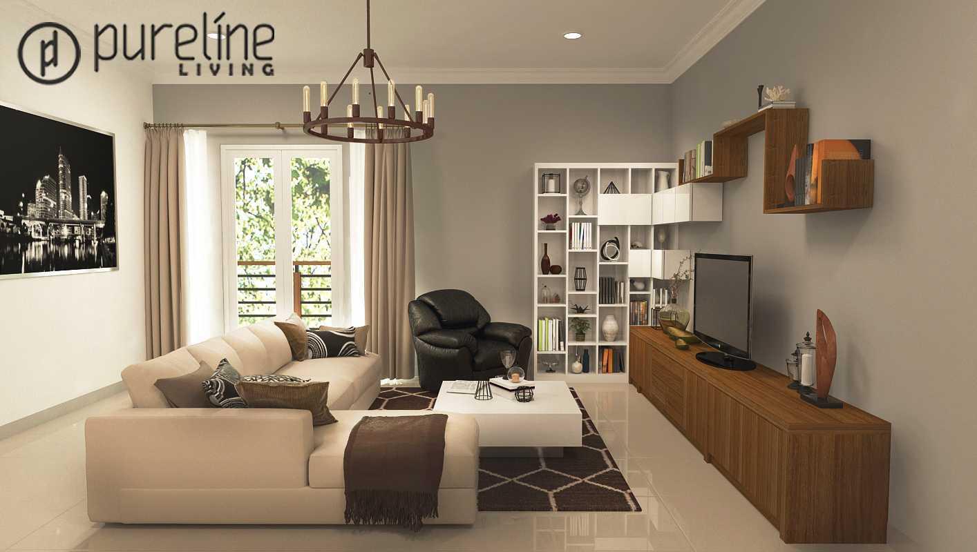 Jasa Interior Desainer Pureline Living di Depok