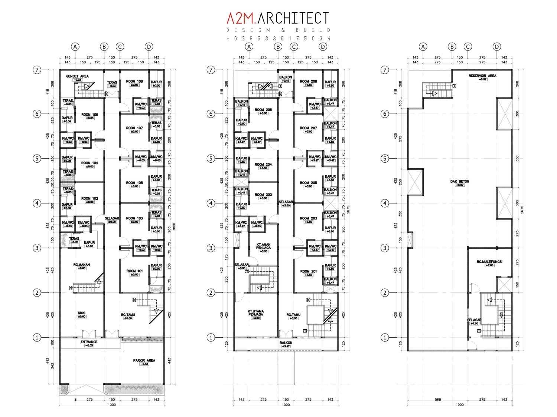 A2m Architect Indo di Sulawesi