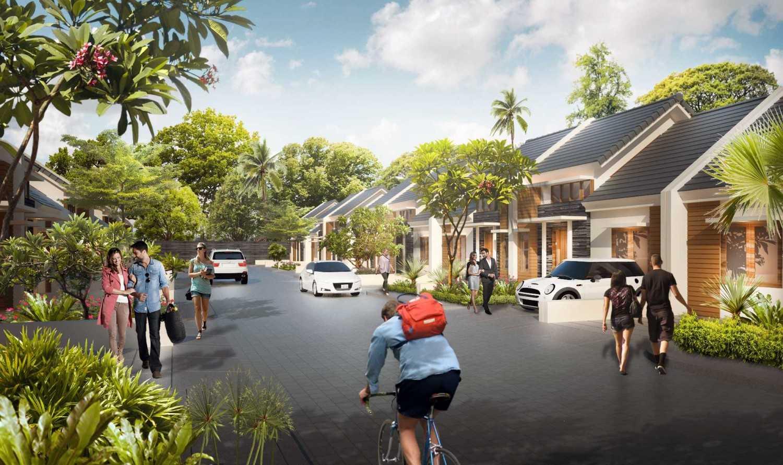 Delyuzir Architects Ayani Residence - Rangkasbitung Rangkasbitung, Kabupaten Lebak, Banten, Indonesia Rangkasbitung, Kabupaten Lebak, Banten, Indonesia Exterior View  46220