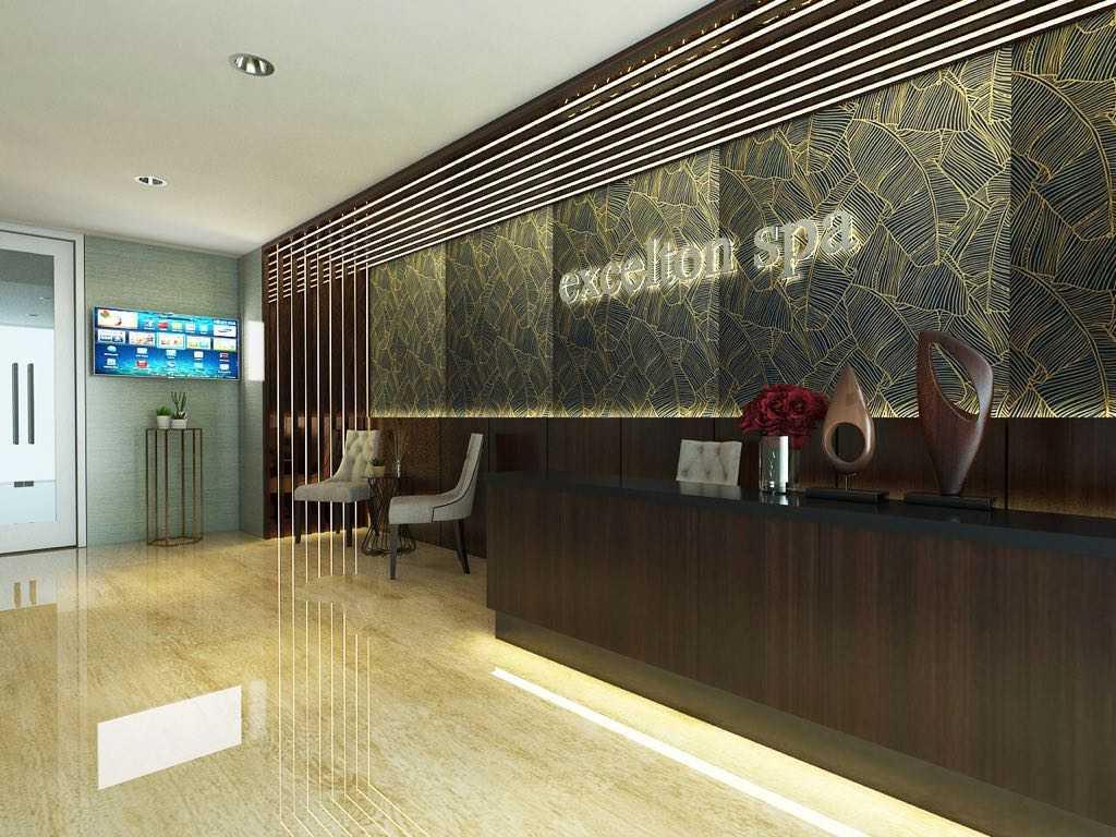 Roemah Cantik Lobi Spa, Excelton Hotel Palembang, Kota Palembang, Sumatera Selatan, Indonesia Palembang, Kota Palembang, Sumatera Selatan, Indonesia Wxcelton Spa - Lobby Modern 44918