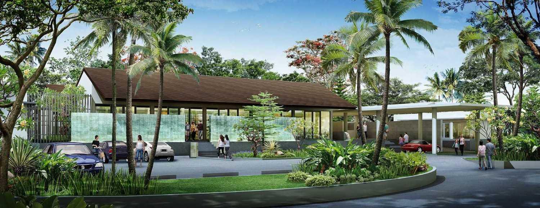 Sony Budiono & Partner Architect Firm Sport Club Jatiwarna, Pondokmelati, Kota Bks, Jawa Barat, Indonesia Jatiwarna, Pondokmelati, Kota Bks, Jawa Barat, Indonesia Front View Tropical 42760