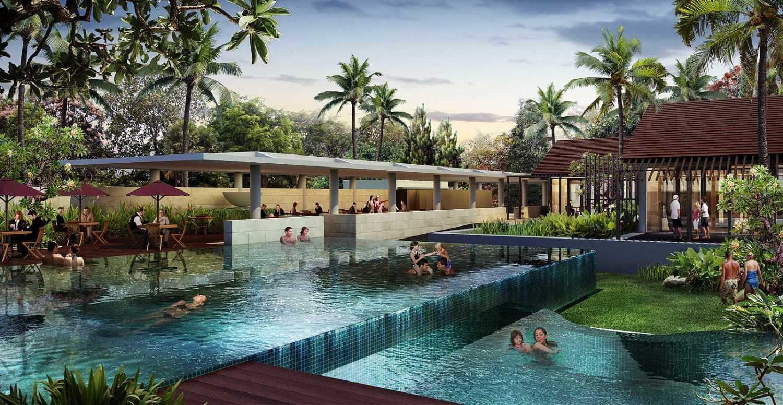 Sony Budiono & Partner Architect Firm Sport Club Jatiwarna, Pondokmelati, Kota Bks, Jawa Barat, Indonesia Jatiwarna, Pondokmelati, Kota Bks, Jawa Barat, Indonesia Front View Tropical 42761