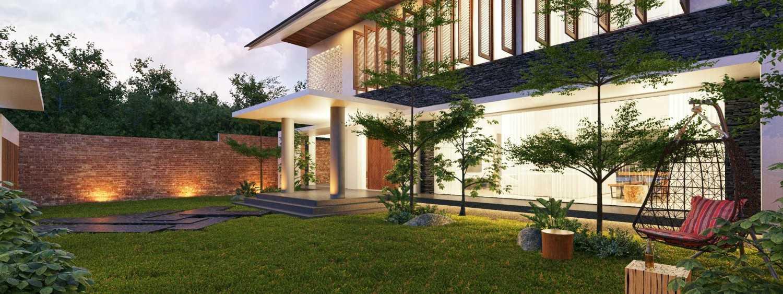 Sony Budiono & Partner Architect Firm Villa Kecil Pulau Putri Pulau Putri, Indonesia Pulau Putri, Indonesia Yard  42783