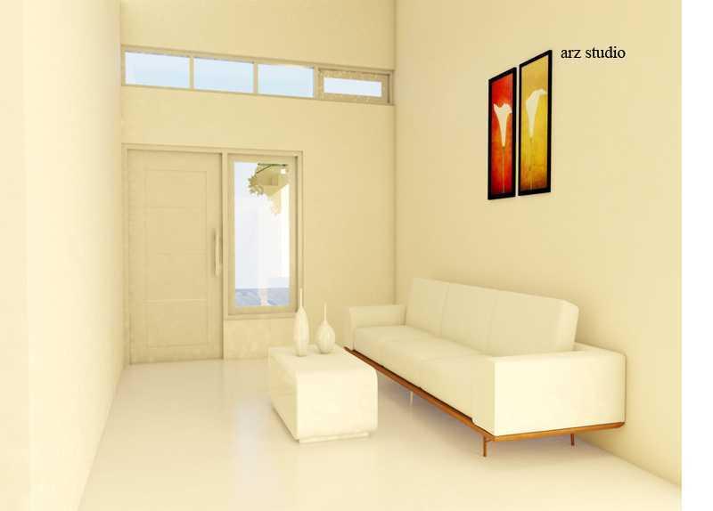 Arz Studio Pekerjaan Renovasi Rumah Bapak Apri  Singosari, Malang, Jawa Timur, Indonesia Singosari, Malang, Jawa Timur, Indonesia Living Room Minimalis 46037