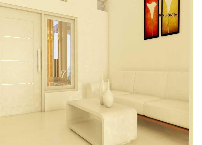 Arz Studio Desain Rumah Renovasi Di Malang Landungsari, Dau, Malang, Jawa Timur, Indonesia Landungsari, Dau, Malang, Jawa Timur, Indonesia Living Room Minimalis 46043