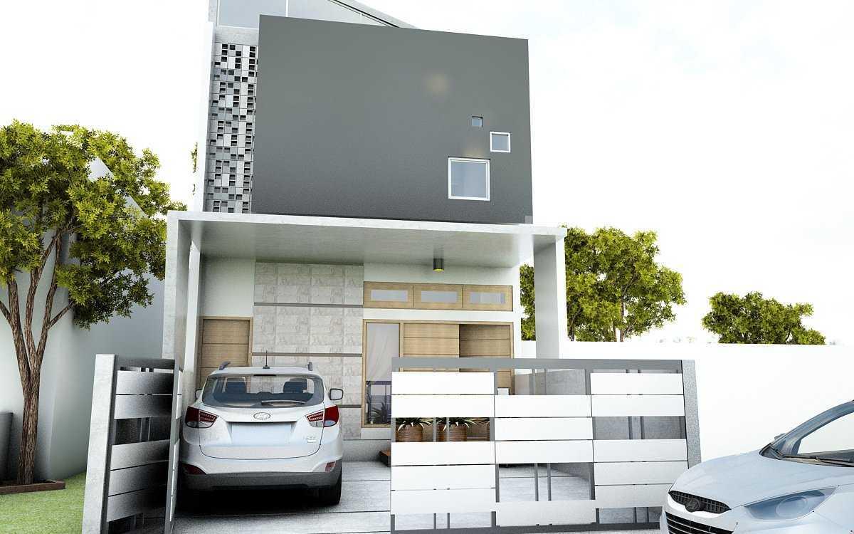 Arz Studio Desain Rumah Tropical Di Blitar Kademangan, Blitar, Jawa Timur, Indonesia Kademangan, Blitar, Jawa Timur, Indonesia Canopy  42742