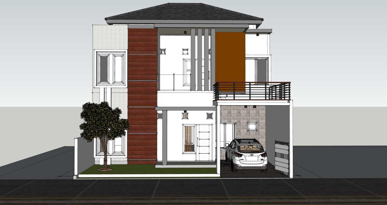 Arz Studio Rumah Minimalis Tunggulwulung, Kec. Lowokwaru, Kota Malang, Jawa Timur, Indonesia Tunggulwulung, Kec. Lowokwaru, Kota Malang, Jawa Timur, Indonesia Tampak-Depan  45345