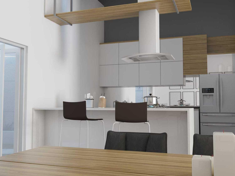 Arz Studio Interior Project - Di Kupang Ntt Kupang, Kota Kupang, Nusa Tenggara Tim., Indonesia Kupang, Kota Kupang, Nusa Tenggara Tim., Indonesia Kitchen Area  42752