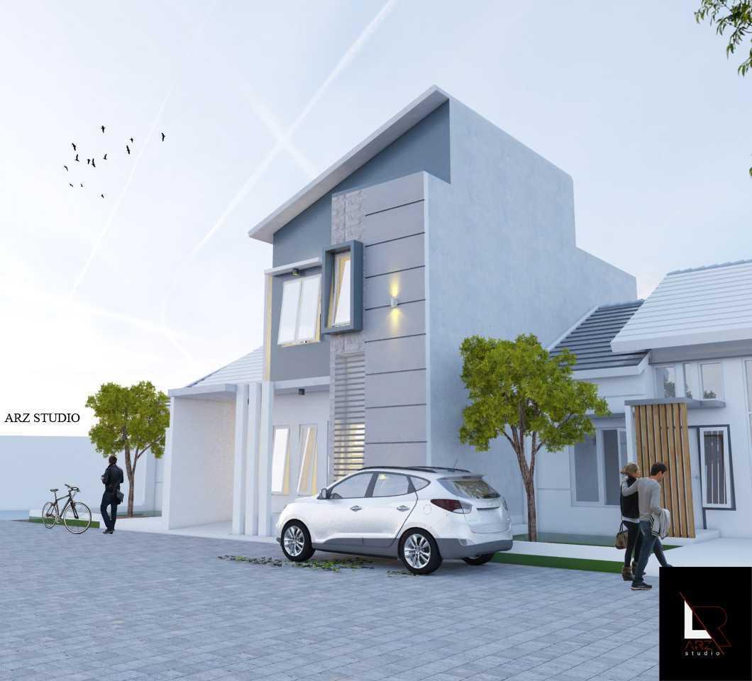 Arz Studio Desain Renovasi Rumah 2 Lt. Malang, Kota Malang, Jawa Timur, Indonesia Malang, Kota Malang, Jawa Timur, Indonesia View Pagi Hari  45337