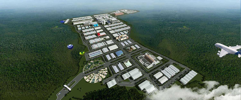 """Sigmat Estetika Art Impression """"universal Industrial Estate"""" Kabupaten Subang, Jawa Barat, Indonesia Kabupaten Subang, Jawa Barat, Indonesia Siteplan Modern 43094"""