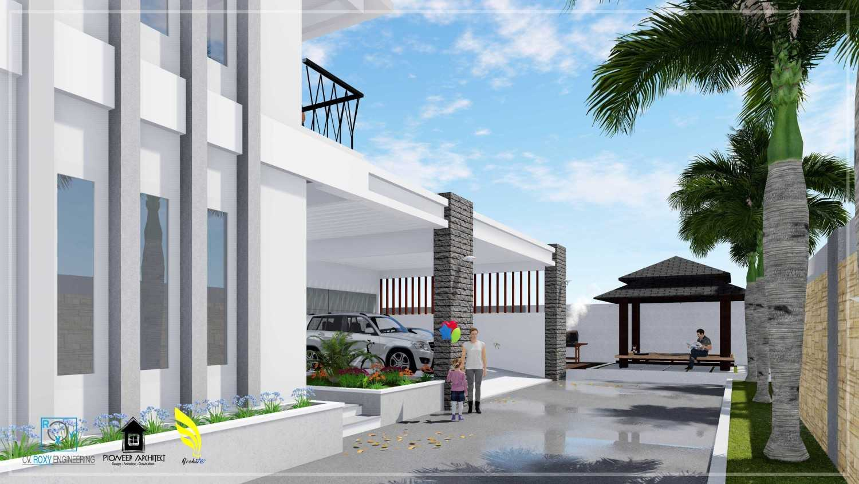 Pionner Architect R House Banda Aceh, Kota Banda Aceh, Aceh, Indonesia Banda Aceh, Kota Banda Aceh, Aceh, Indonesia Parking Area  43252