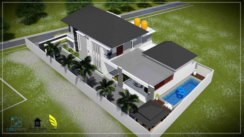Pionner Architect R House Banda Aceh, Kota Banda Aceh, Aceh, Indonesia Banda Aceh, Kota Banda Aceh, Aceh, Indonesia Bird Eye View  43256