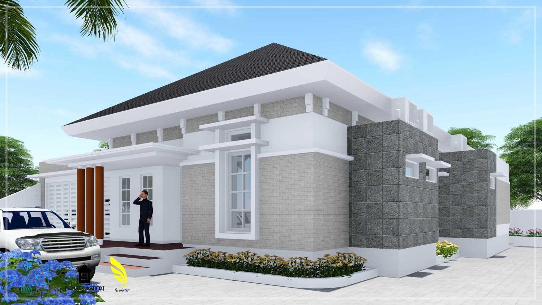 Pionner Architect Tw Modern House Banda Aceh, Kota Banda Aceh, Aceh, Indonesia Banda Aceh, Kota Banda Aceh, Aceh, Indonesia Exterior View  43267