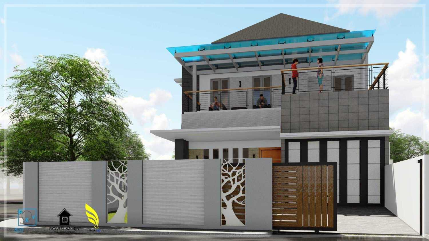 Pionner Architect di Aceh