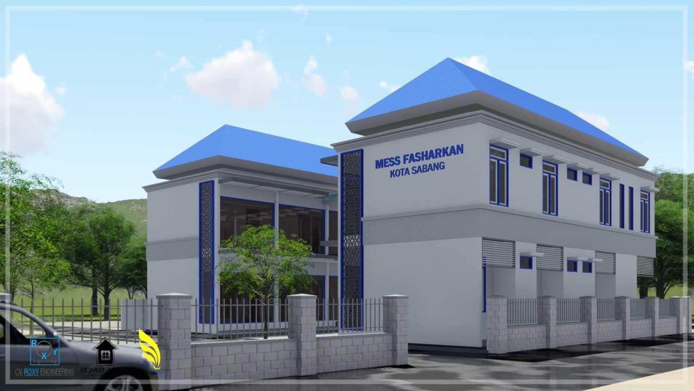 Pionner Architect Mess Al Sabang Kota Sabang, Aceh, Indonesia Kota Sabang, Aceh, Indonesia Exterior View Modern 43394