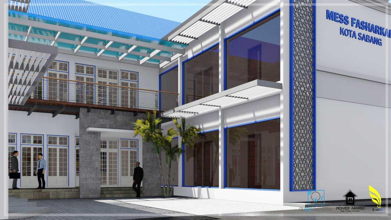 Pionner Architect Mess Al Sabang Kota Sabang, Aceh, Indonesia Kota Sabang, Aceh, Indonesia Exterior View  43396